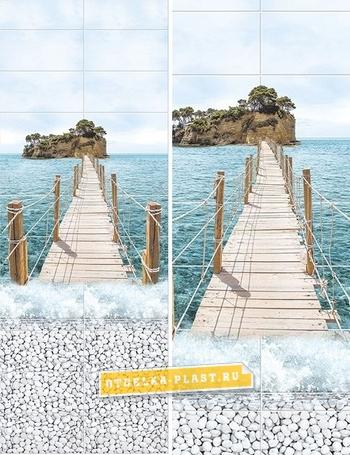 3D панель ПВХ АРТ «OPM-01» рисунок
