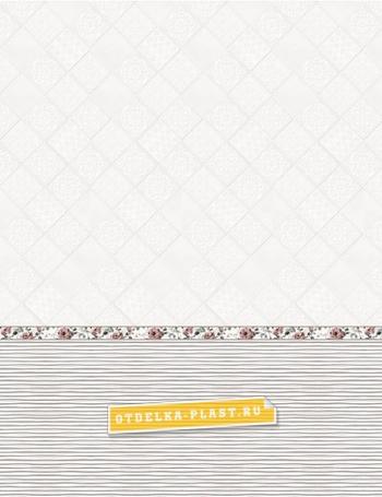 Пластиковые панели АРТ «OPA-05» фон (добор)