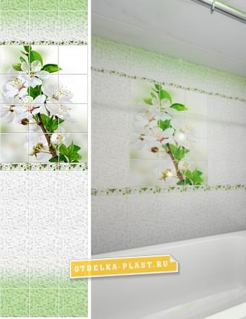 3D панели ПВХ АРТ «ONC-28» рисунок