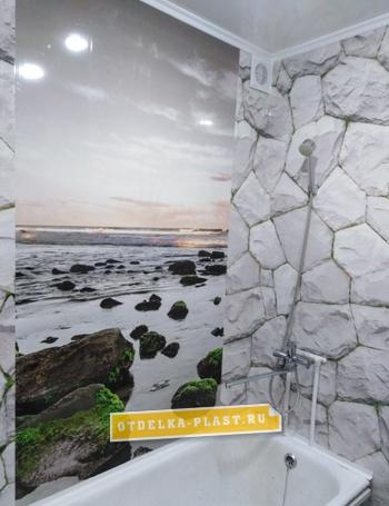Готовые комплекты пластиковых панелей OPK-03