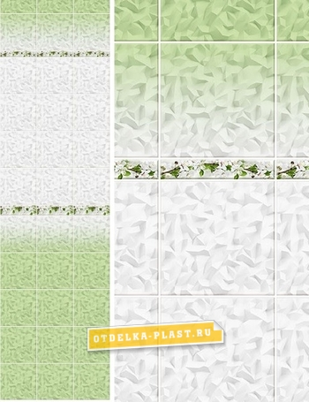 Стеновые панели ПВХ АРТ «ONC-13» фон (добор)