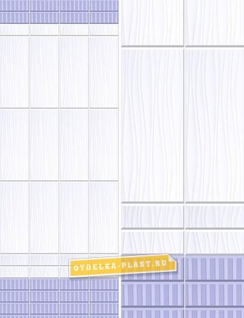 ПВХ панели АРТ «OUC-12» фон (добор)