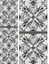 Стеновые панели АРТ «ONA-04» рисунок