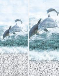 Стеновые панели ПВХ АРТ «OPM-02» рисунок