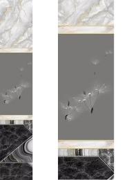 Пластиковая панель АРТ «OPA-09» рисунок