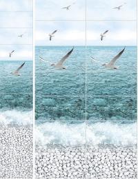 Стеновые панели ПВХ АРТ «OPM-03» рисунок