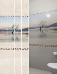 Стеновые панели ПВХ АРТ «OUM-11» рисунок