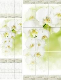Стеновые панели ПВХ АРТ «ONC-16» рисунок